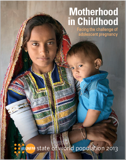 Motherhood  in Childhood – Facing the challenge of adolescent pregnancy