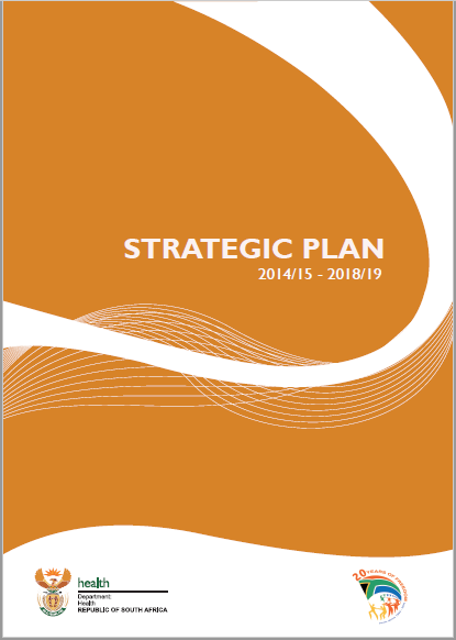 Department of Health strategic plan – 2014 – 2018