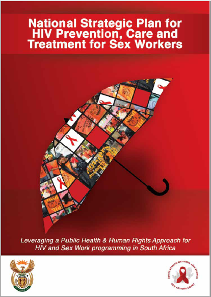 National Strategic Plan for HIV Prevention, Care and Treatment for Sex Workers