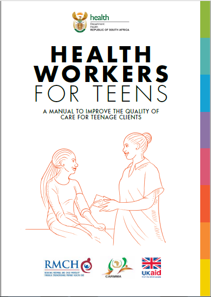 Health workers for teens