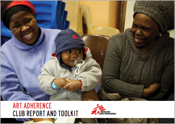 ART adherence – Club report and toolkit