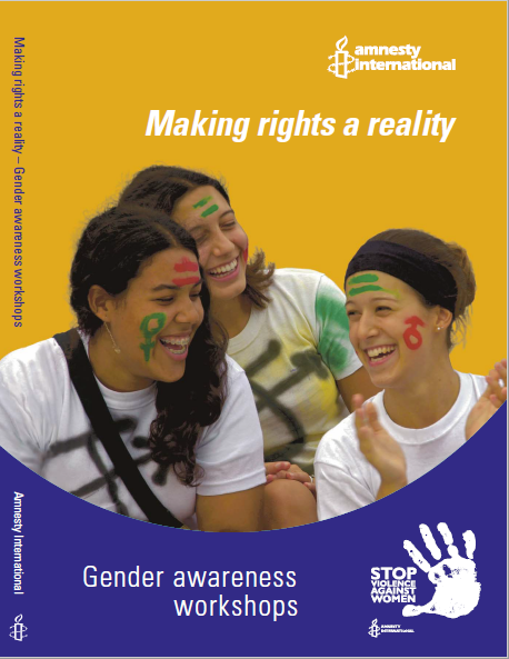 Amnesty international: Making rights a reality – Gender awareness workshop