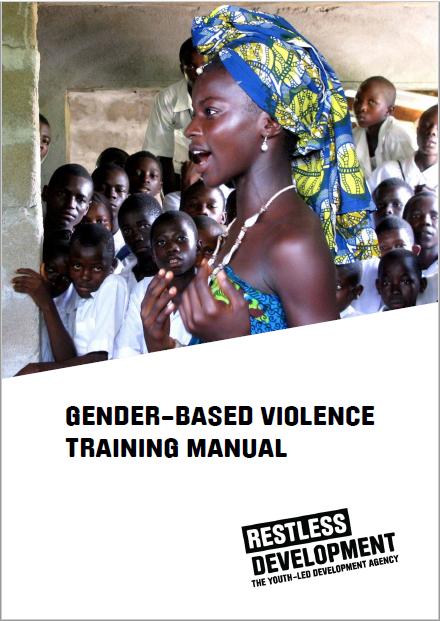 Gender-based violence training manual