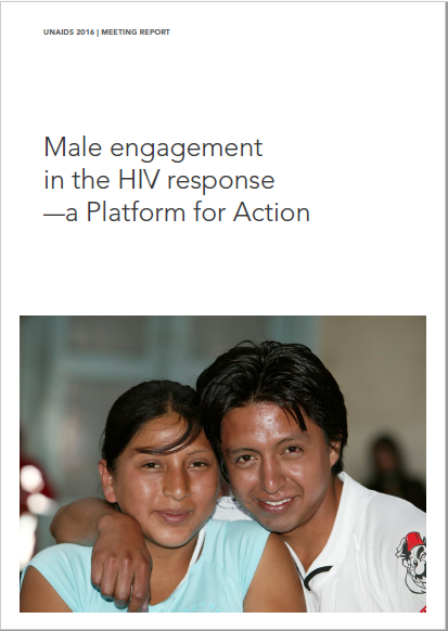 Male engagement   in the HIV response – a Platform for Action