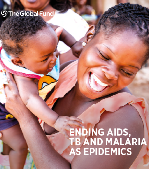 ENDING AIDS,  TB AND MALARIA AS EPIDEMICS