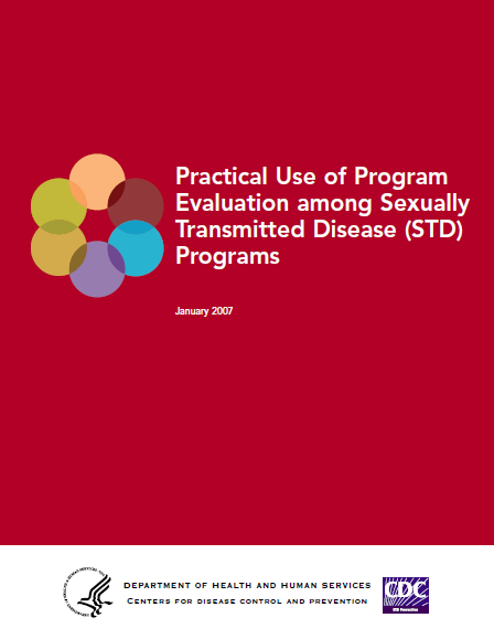 Practical Use of Program Evaluation among Sexually Transmitted Disease (STD) Programs
