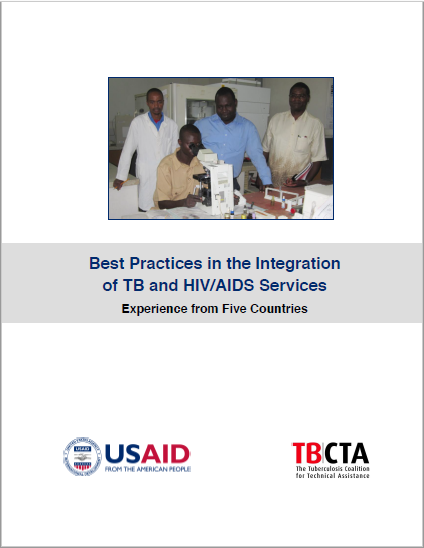 Best Practices in the Integration of TB and HIV/AIDS Services