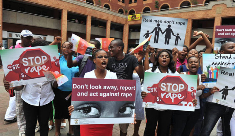 Op-Ed: Education and policies are vital in fight against rape culture