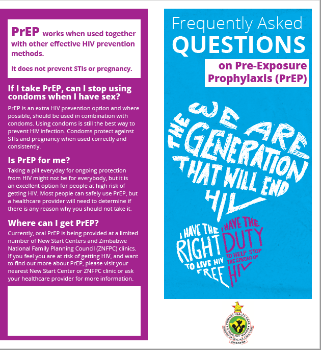 PrEP –  frequently asked questions