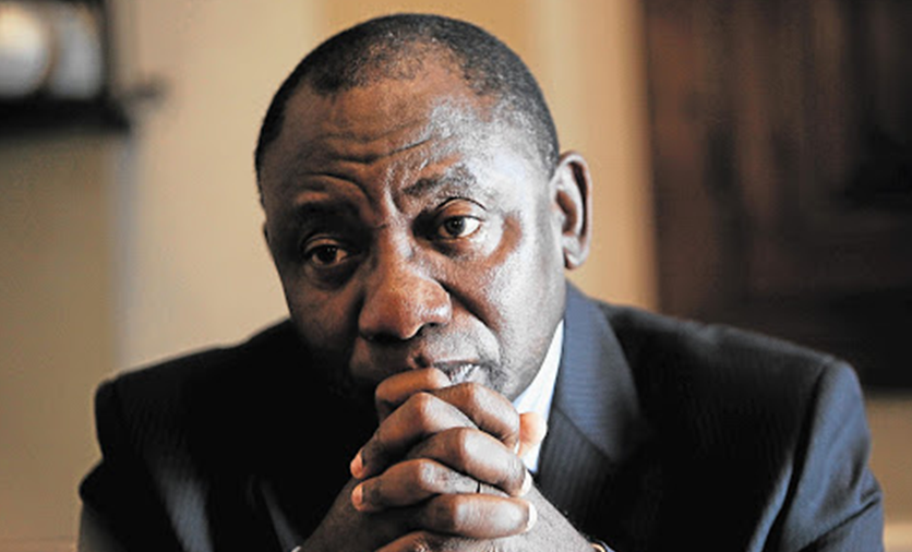 We must resist the practice of 'blessers'' says Ramaphosa
