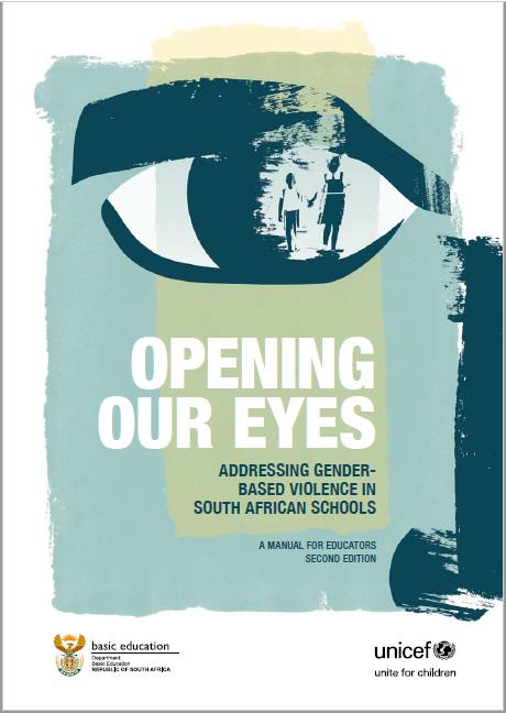 Opening eyes – Addressing gender-based violence in South African schools