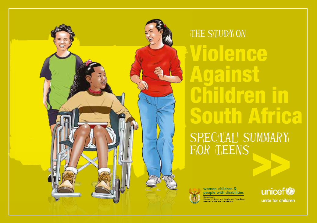 Violence Against  Children in South Africa- Special Summary for Teens