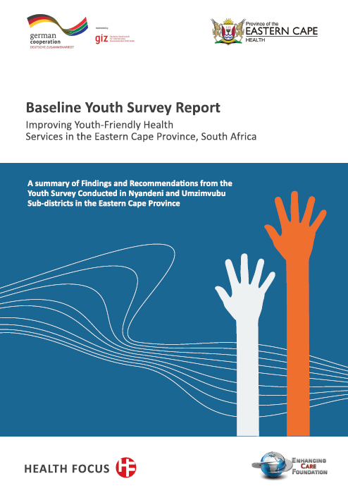 Baseline youth survey report – Improving youth-friendly health services in the Eastern Cape Province, South Africa