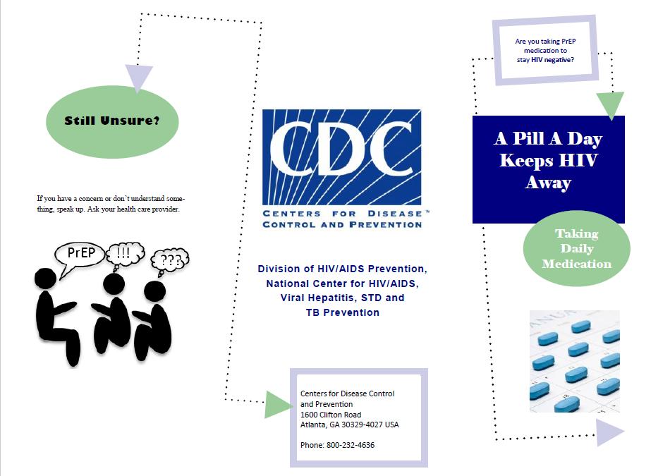 PrEP Adherence fact sheet