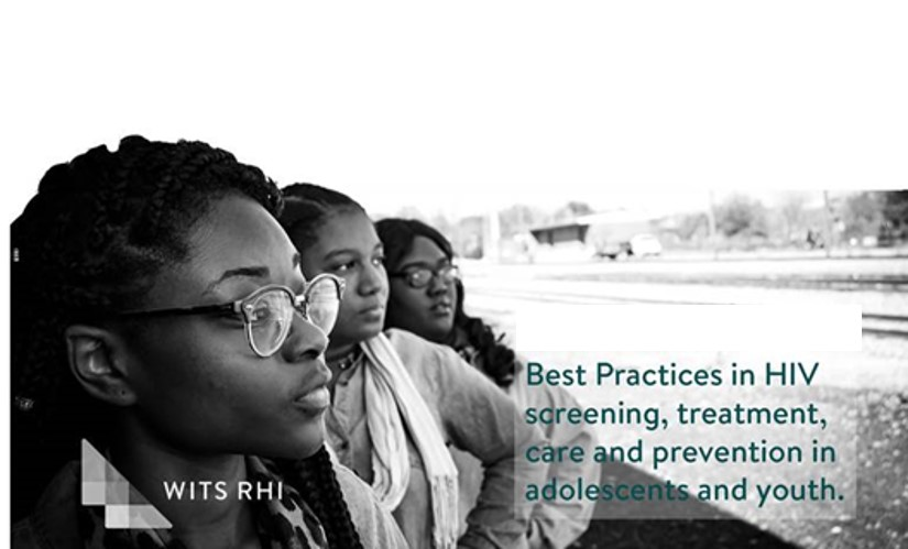 Workshop event: Wits RHI's AIP Best practices in HIV screening, treatment, care and prevention in adolescents and youth