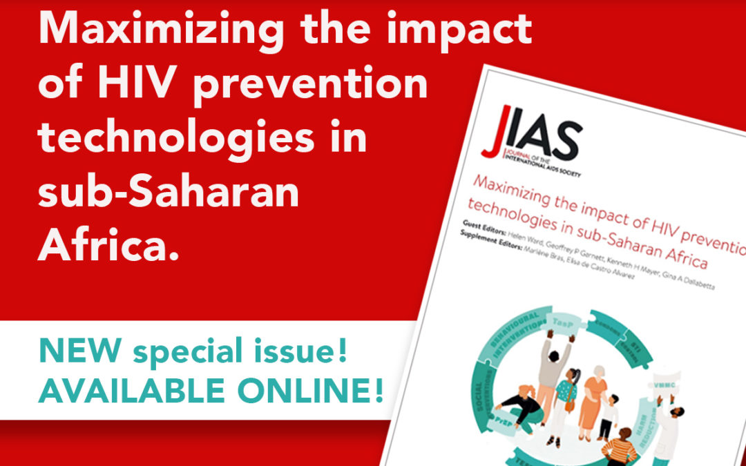 Maximizing the impact of HIV prevention technologies in sub-Saharan Africa