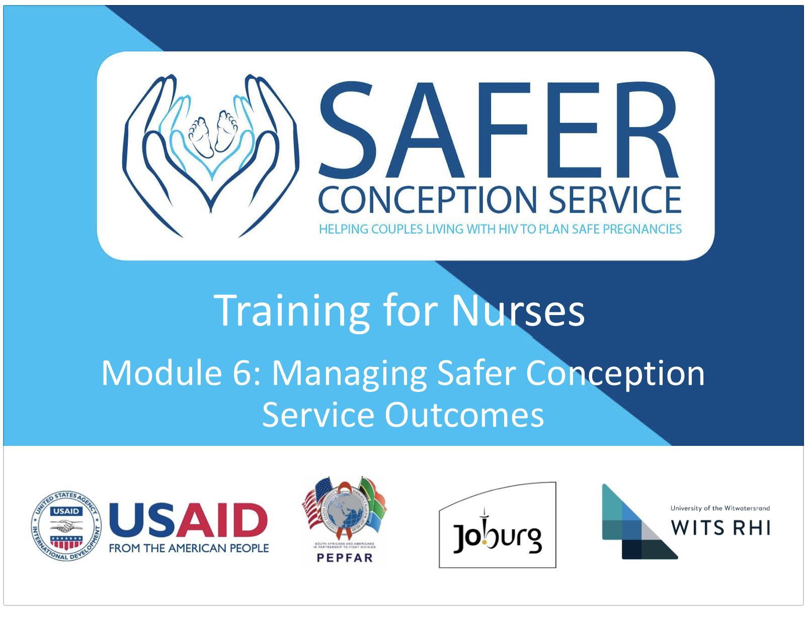 Nurses Training Resources