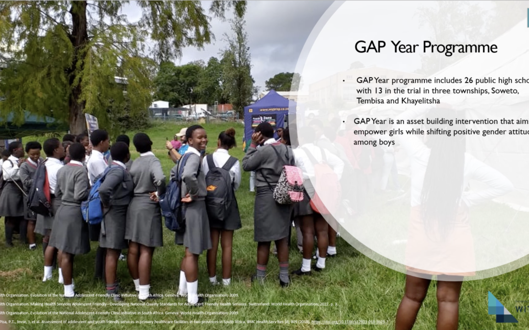 Perceptions and experiences of puberty among participants of the Girls Achieve Power (GAP) Year cluster randomised control trial programme in three townships, South Africa: Qualitative findings